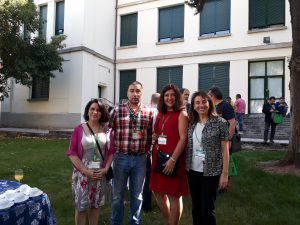 con alumnos MGE - MI